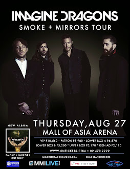 Imagine Dragons Live in Manila