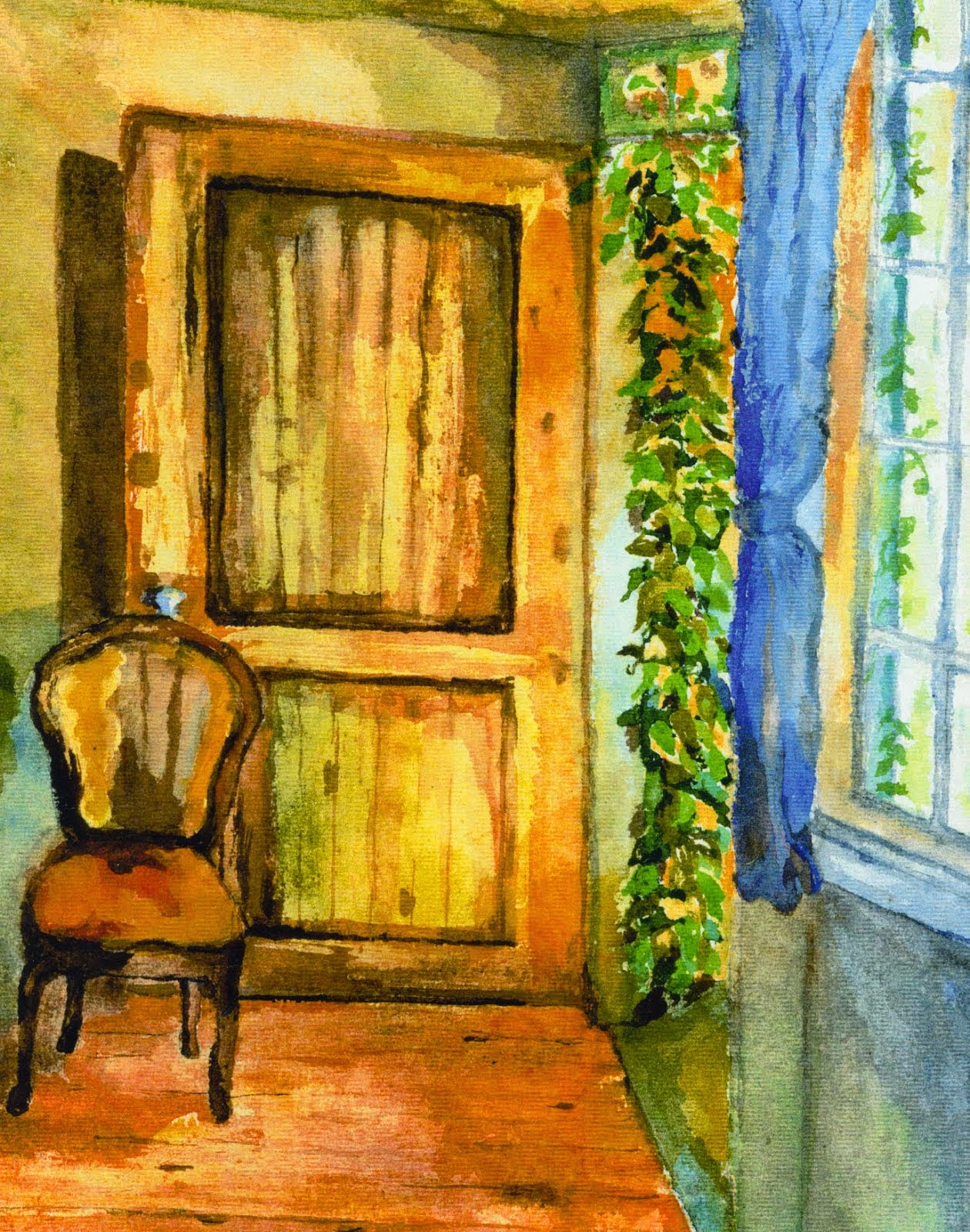 Cottage Door Studio