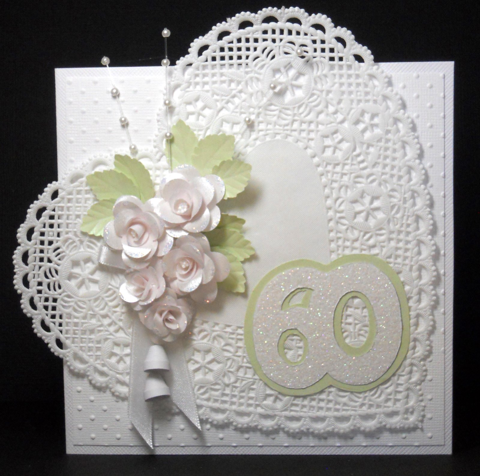 Diamond Wedding Anniversary Gift Ideas Uk : Diamond Wedding Card
