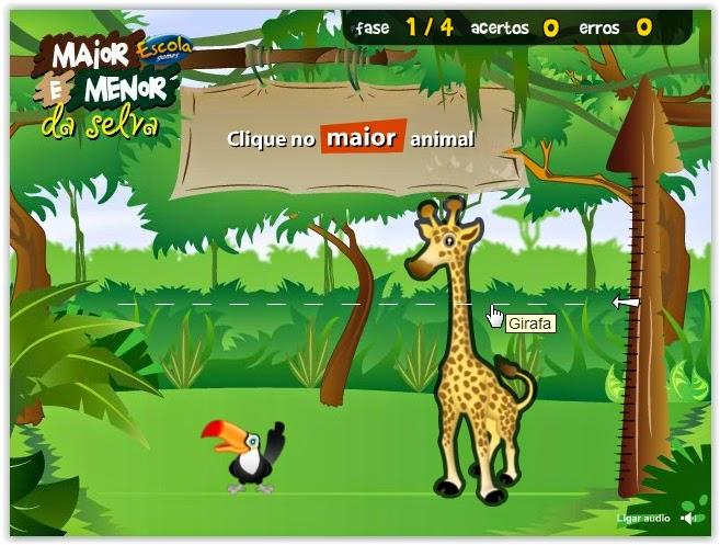 http://www.escolagames.com.br/jogos/maiorMenorSelva/