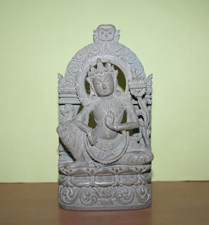 Statue of Goddess Tara