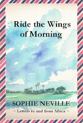 'Ride the Wings of Morning' by Sophie Neville available in paperback from Amazon