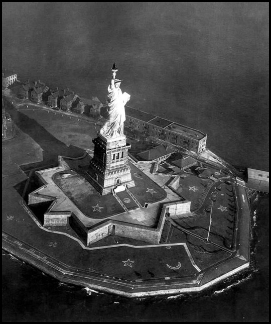 imagens antigas de nova york