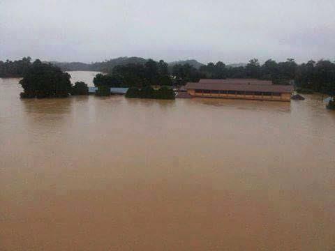 jalan tutup banjir 2014