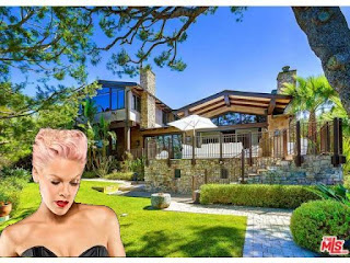P!nk's Malibu Mansion for Sale