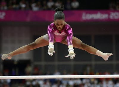 Gabby Douglas Wins Olympic Gold Medal