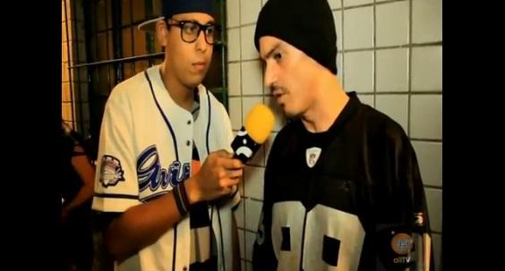 Video - A Equipe BlackTv Fez Entrevistas durante o Gangsta Paradise 3