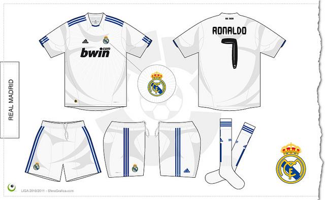 Terima Kasih Anda Sudah Melihat   Foto Kostum Baru Real Madrid 2012
