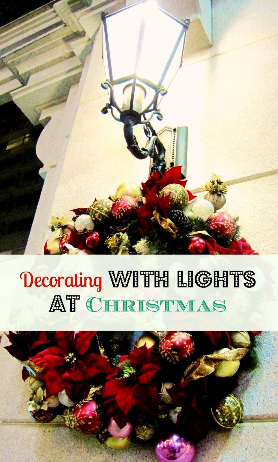 Keeping the christmas spirit alive 365 lighting up for Christmas spirit ideas