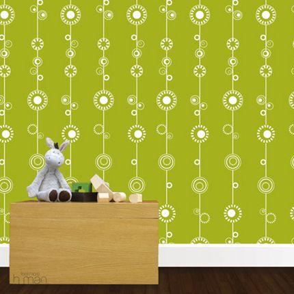 Green Home Wallpaper