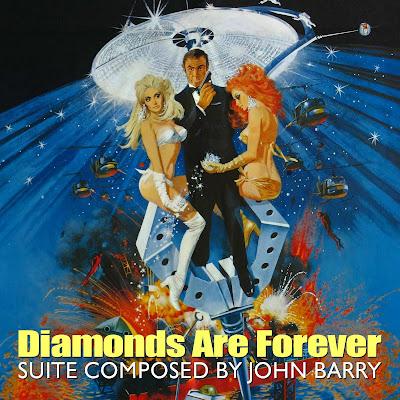 John Barry Diamonds Are Forever Original Motion Picture Soundtrack