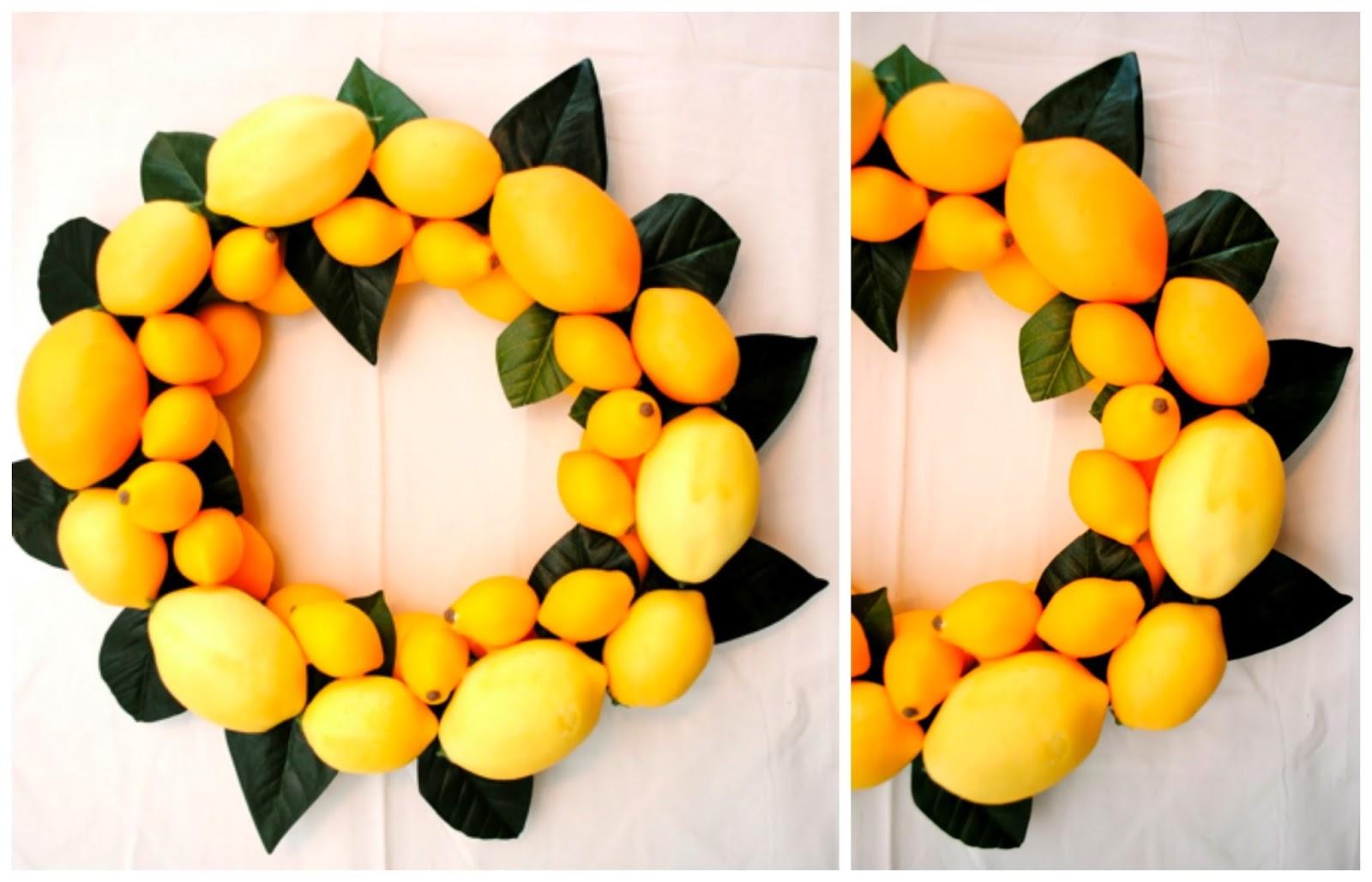 Ideas para fiestas decorar con limones car interior design for Ideas para decorar