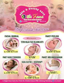 Harga Perawatan The Fame Skin And Beauty Care Klinik Kecantikan Palembang