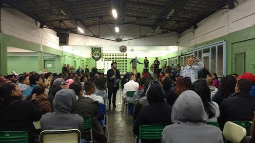 Praçarau nas Escolas / Agosto