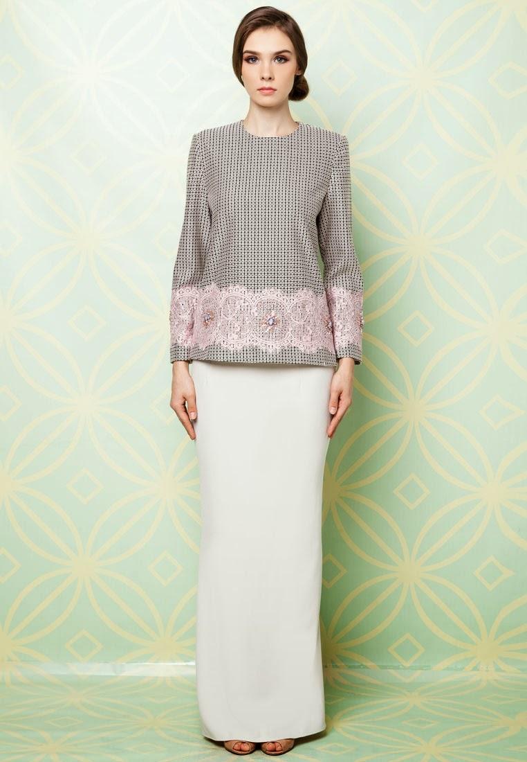 Fesyen Baju Kurung Moden Ala Kedah 2013   HAIRSTYLE GALLERY