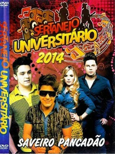 DVD Sertanejo Universitário 2014