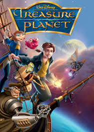 Treasure Planet (2002) Hindi Dual Audio BluRay | 720p | 480p