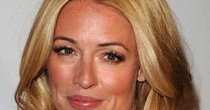 Cat Deeley Face Wonky
