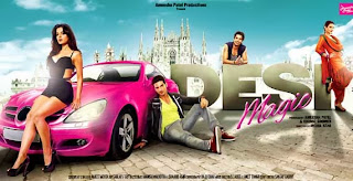 Desi Magic First Look