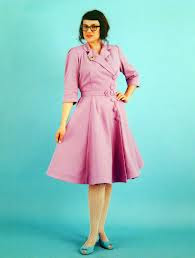 Gertie's Coat Dress
