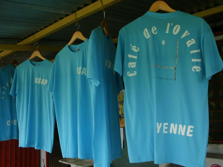 Impression de Tee-Shirt Guyane 973