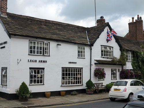Legh Arms Prestbury Near macclesfield.