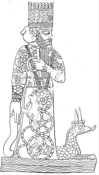 Το μυστήριο των αρχαίων Θεών με δύο δεξιά ή δύο αριστερά χέρια