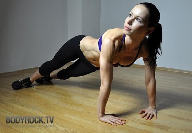 Упражнение, сжигающее рекордное количество калорий!