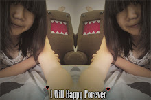I Wan Happy Forever . ♥