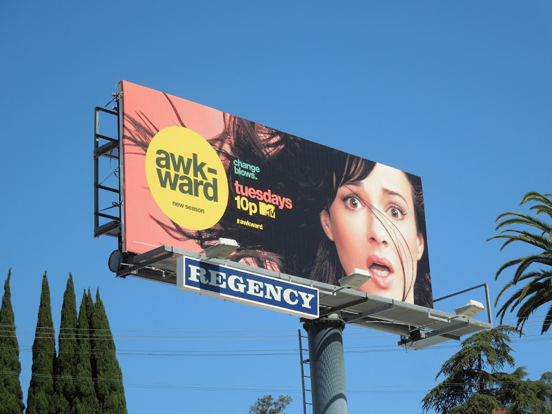 Awkward season 3 billboard