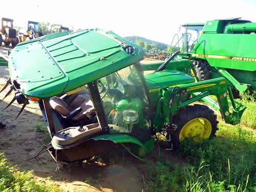 Used parts for John Deere 5065
