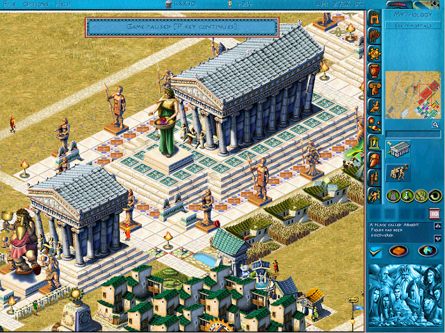 Poseidon: Master of Atlantis - Garden of Demeter Screenshot