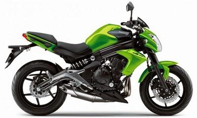Kawasaki ER6-N Non ABS 2014