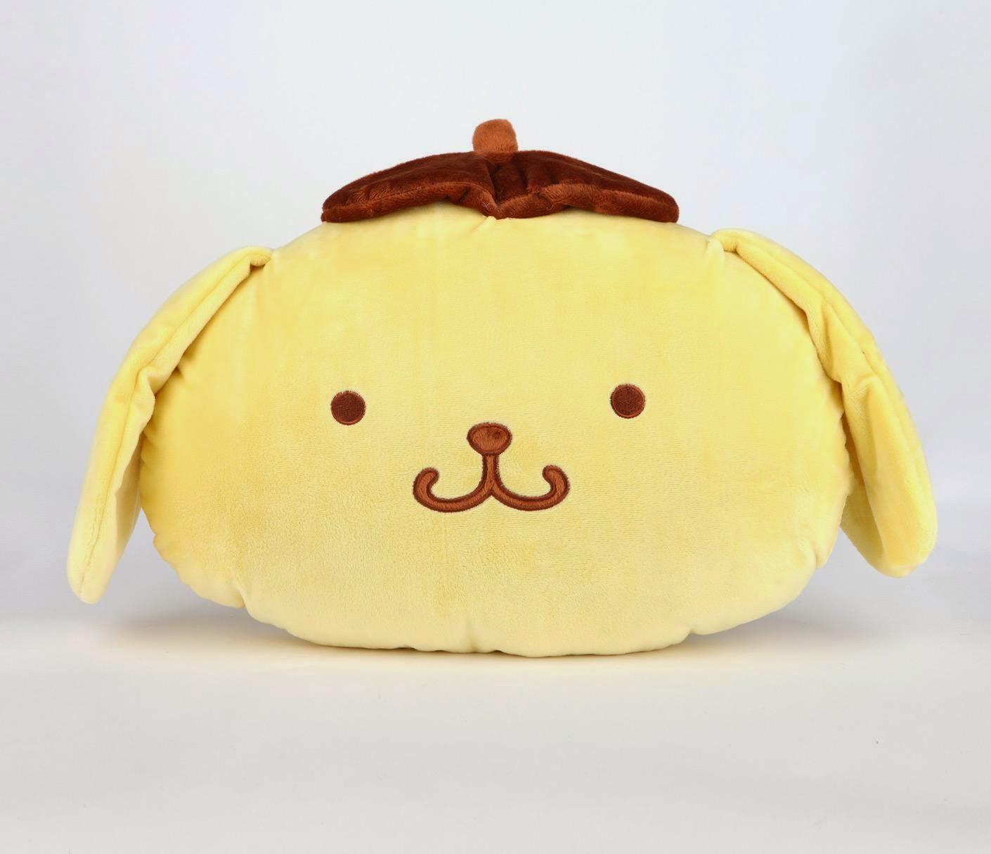 Sanrio character cushions purin