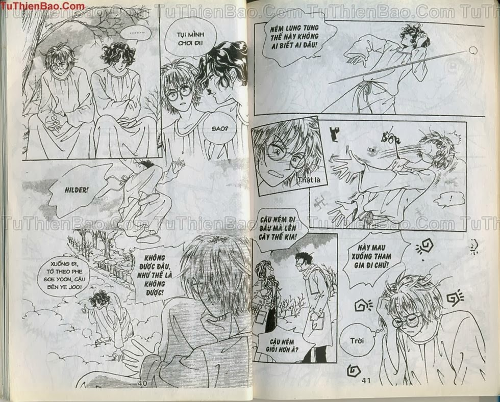 Thiên Sứ chap 12 - Trang 21