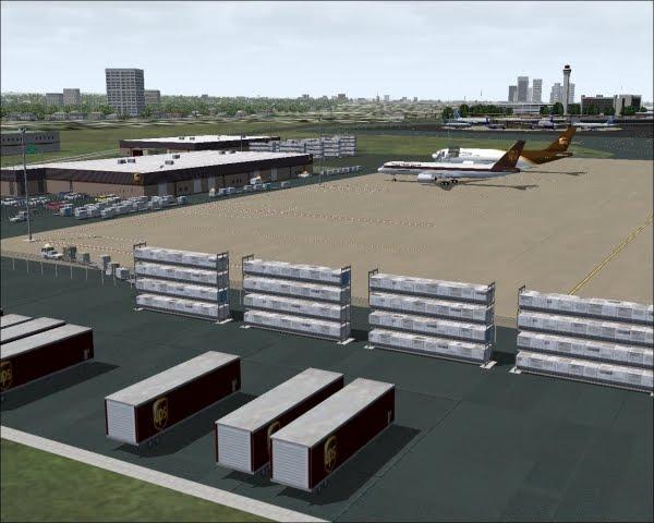 Aeroporto Newark : Fs kewr newark liberty international airport usa