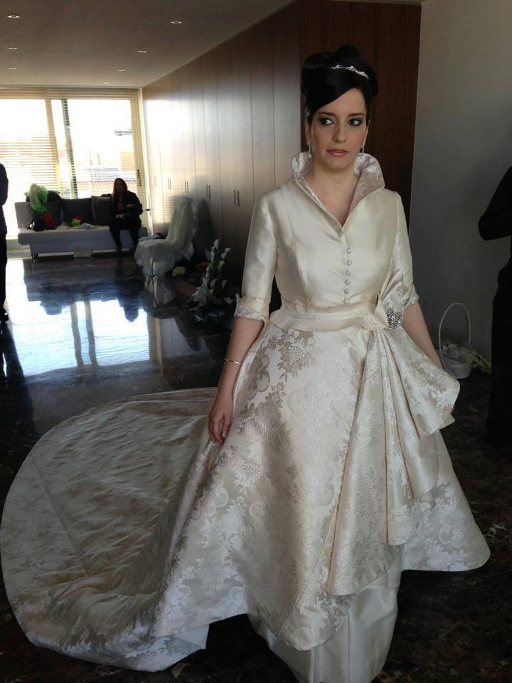 within my secrets: vestidos de novia de inspiración fallera!!!
