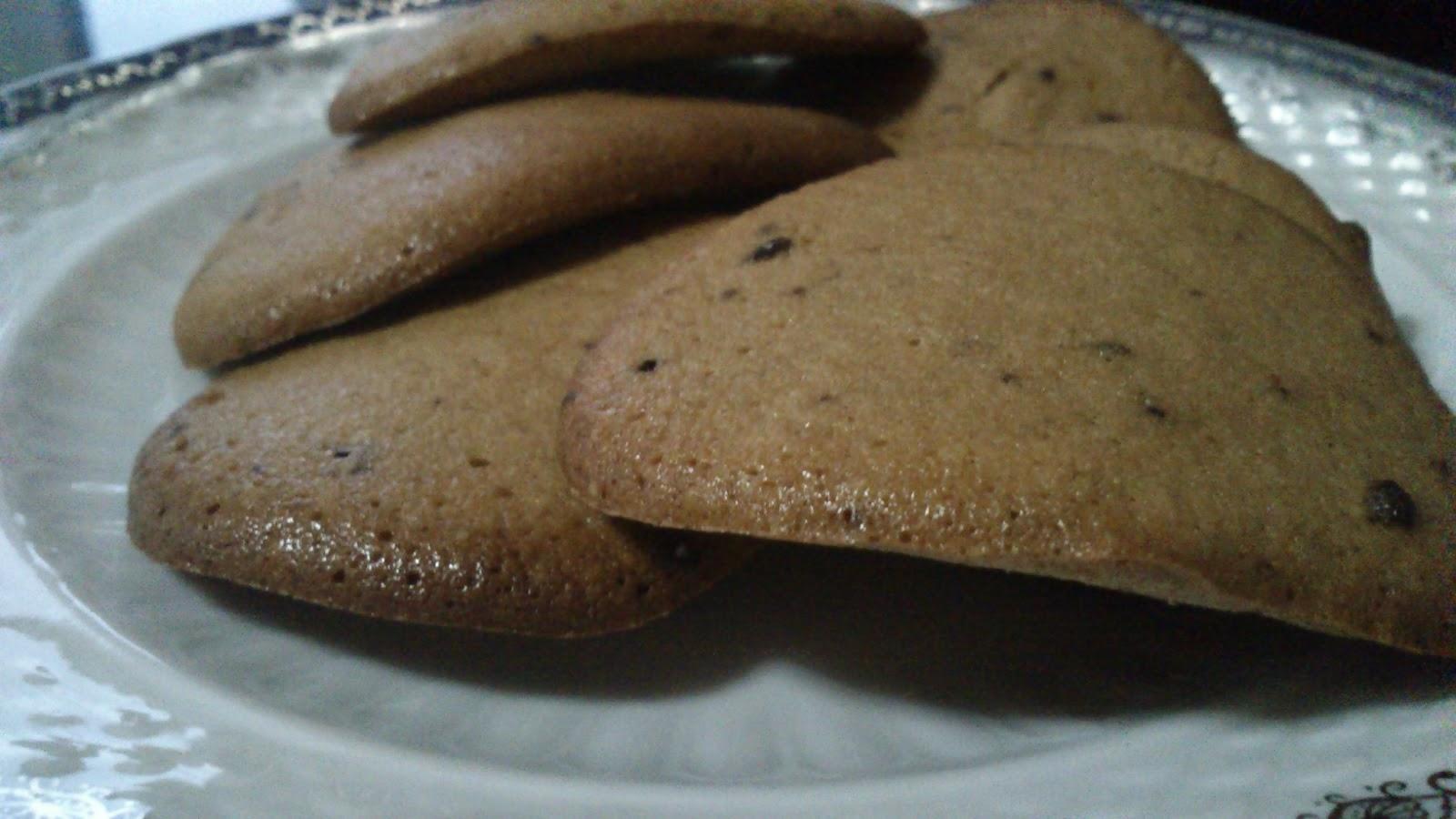 Tejas de almendra y eco: sanas y deliciosas, además de rápidas de hacer