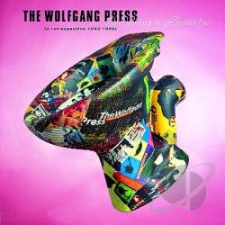 """Everything is beautiful"", avec The Wolfgang Press (compilation, 4AD, 2001)"