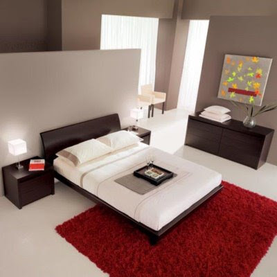 Asian interior design house interior decoration for Bedroom ideas red carpet