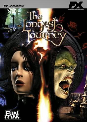 The Longest Journey - Versión de FX Interactive