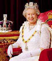 the life of queen elizabeth ii the queen of the united kingdom canada australia and new zealand sinc Elizabeth ii since 6 february state courts traditionally display the arms of the sovereign in right of the united kingdom, except in new south wales and queensland after the accession of elizabeth to the throne, and giving her the title of queen of the united kingdom, australia and her.