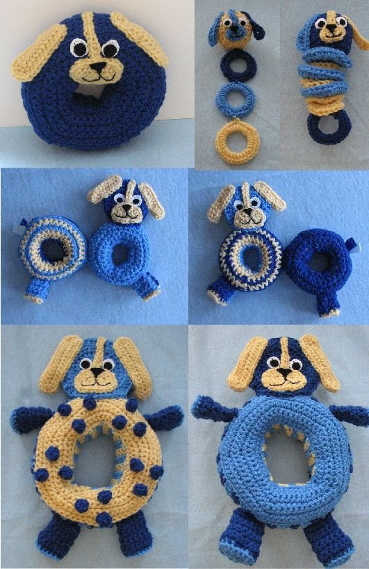 Donna s crochet designs blog of free patterns puppy theme for baby