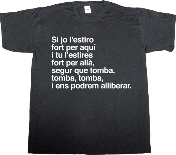 lluis llach l'estaca catalan catalonia independence freedom anthem 9n censorship pp partido popular badalona t-shirt ephemeral-t-shirts