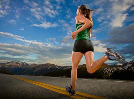 Libérate de los mocos cuando corres