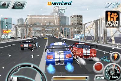 Game Samsung Asphalt 4