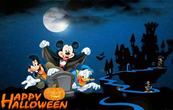 disney halloween images