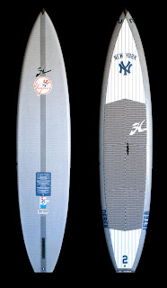 NY New York Yankees SUP paddleboard