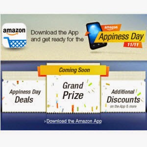 amazon india appiness sales and offers