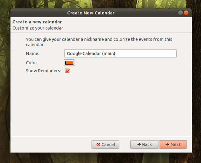 Google Calendar Wallpaper Ubuntu : How to synchronize google calendar with thunderbird web